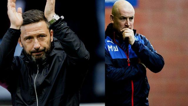 Warburton & McInnes on League Cup changes and winter break
