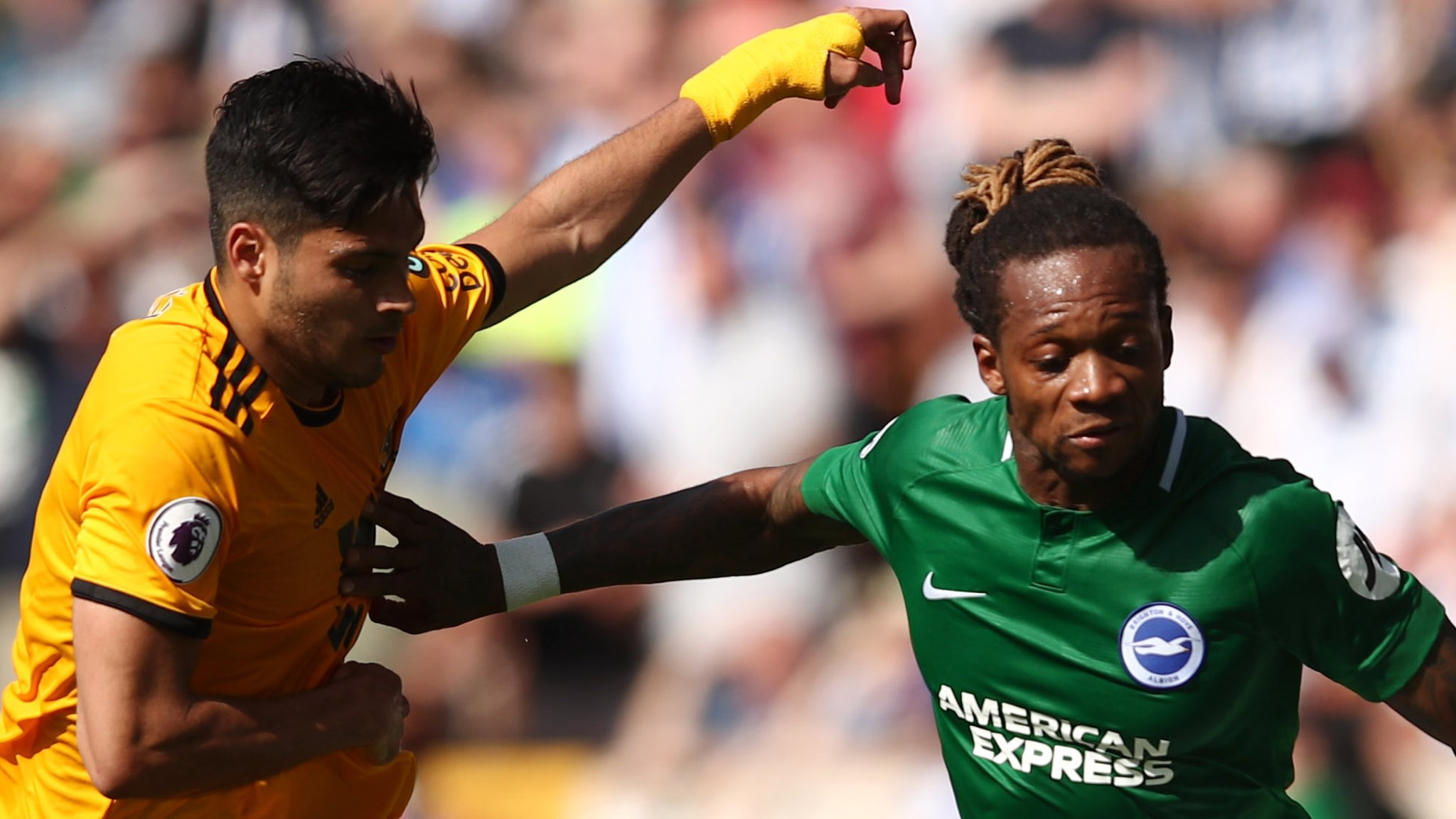 Wolves 0-0 Brighton: Struggling Seagulls earn valuable point