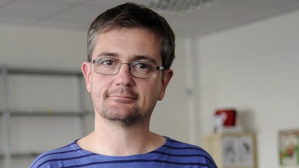Charb, file pic