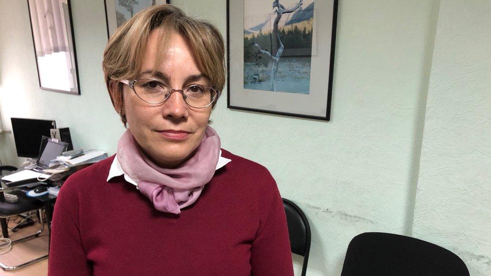 Svetlana Zavidova