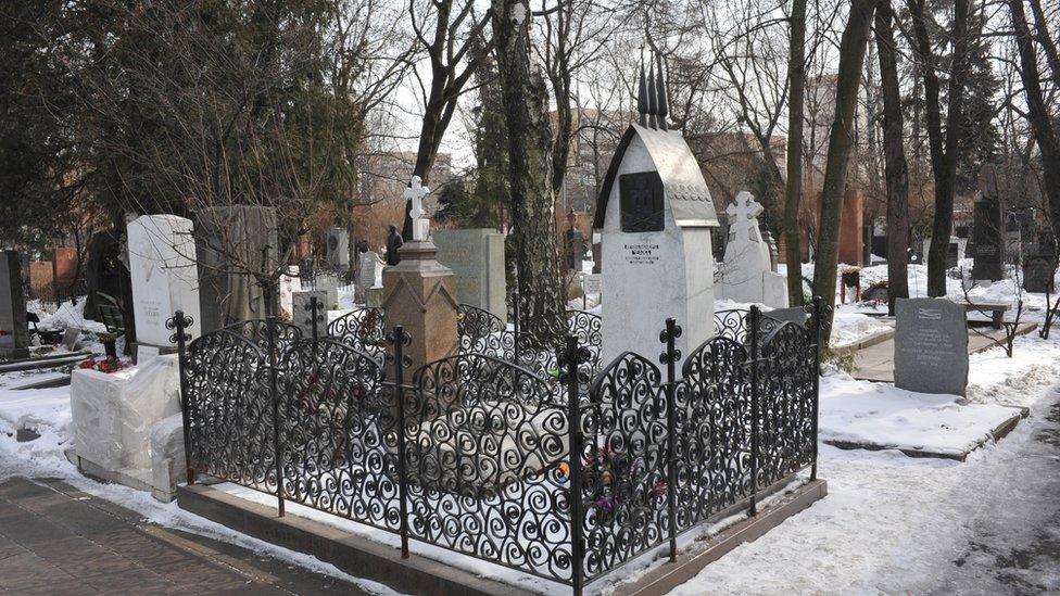 Čehov grob