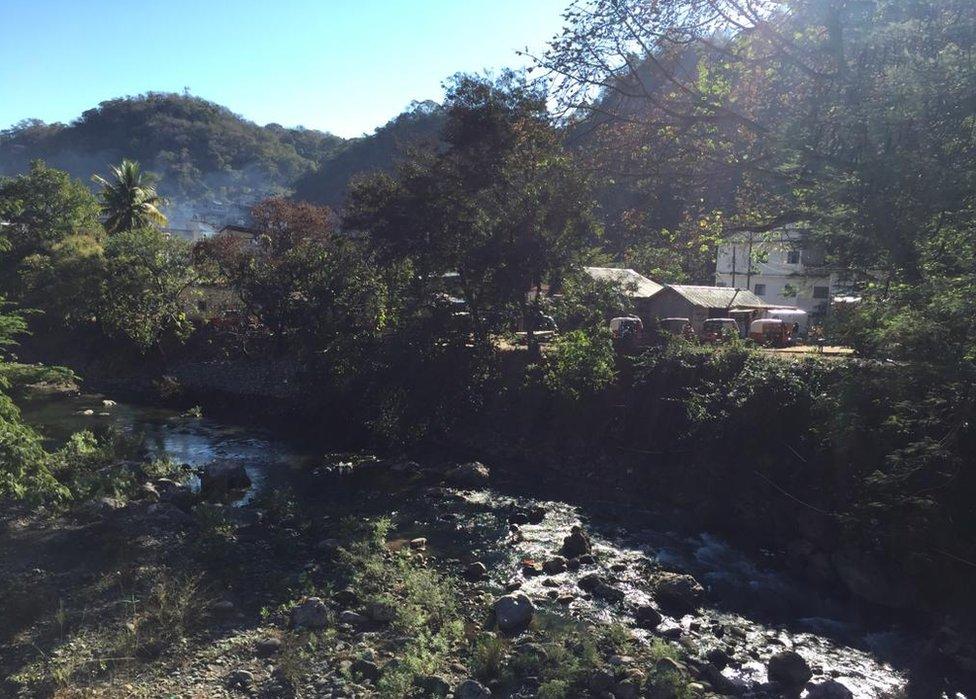 Nenton, Huehuetenango