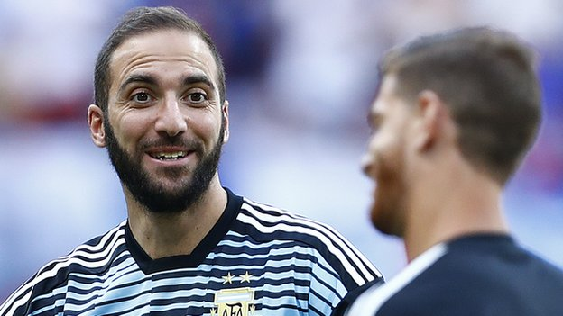 Chelsea eye Higuain as part of double deal - Thursday's gossip
