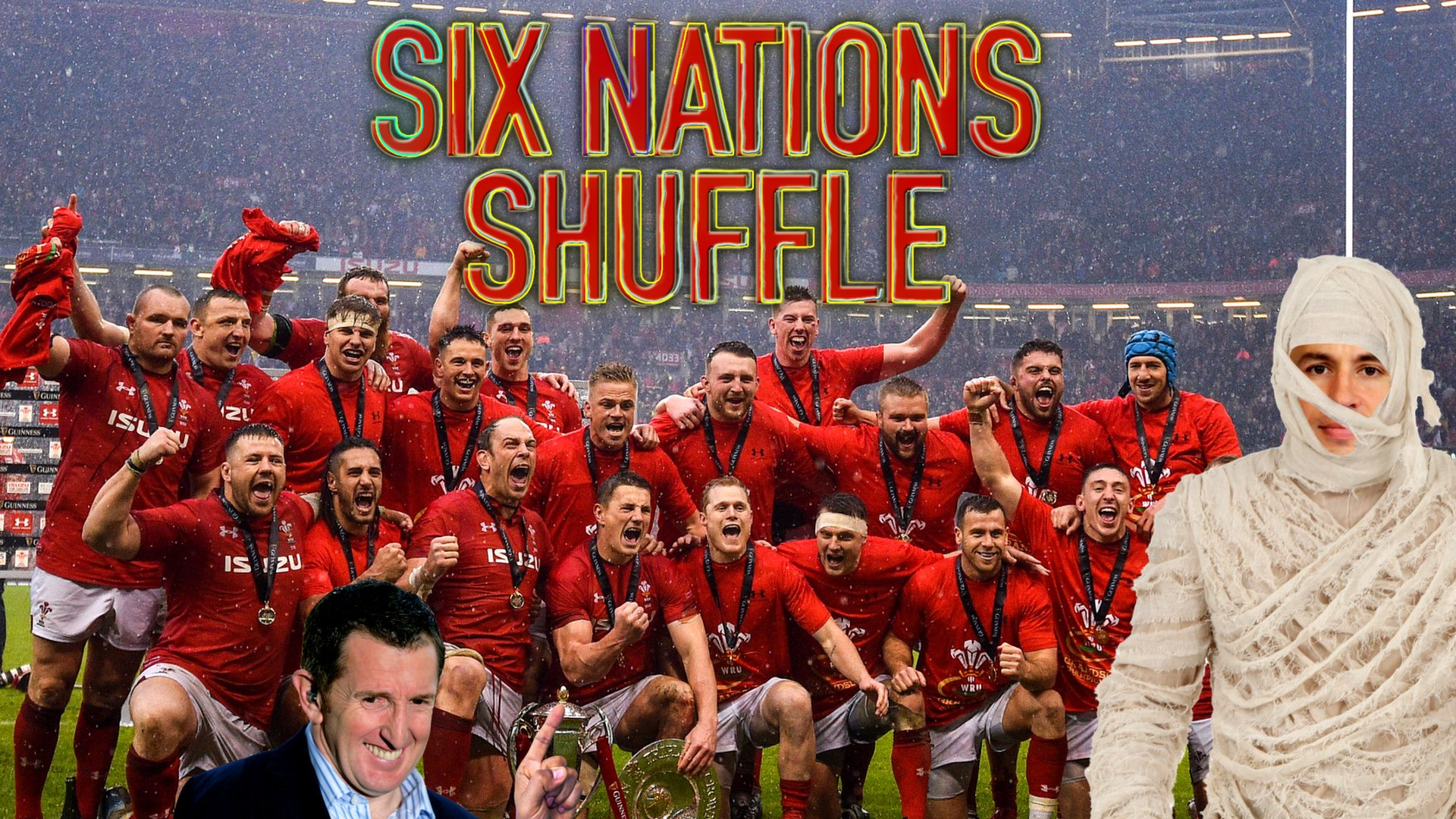 Six Nations Shuffle: Champions crowned, an astonishing draw & pain for Parisse