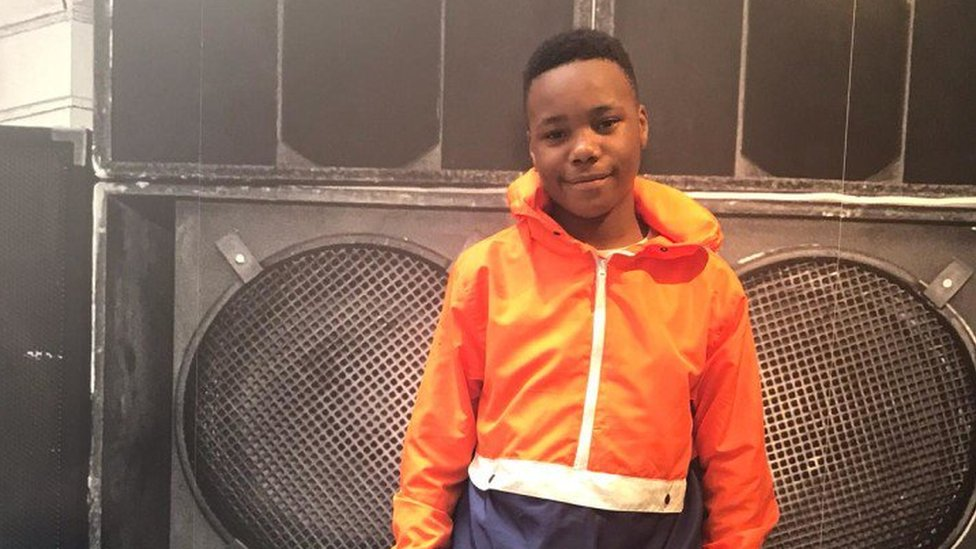 Jaden Moodie: Murder arrest over 14-year-old's stabbing
