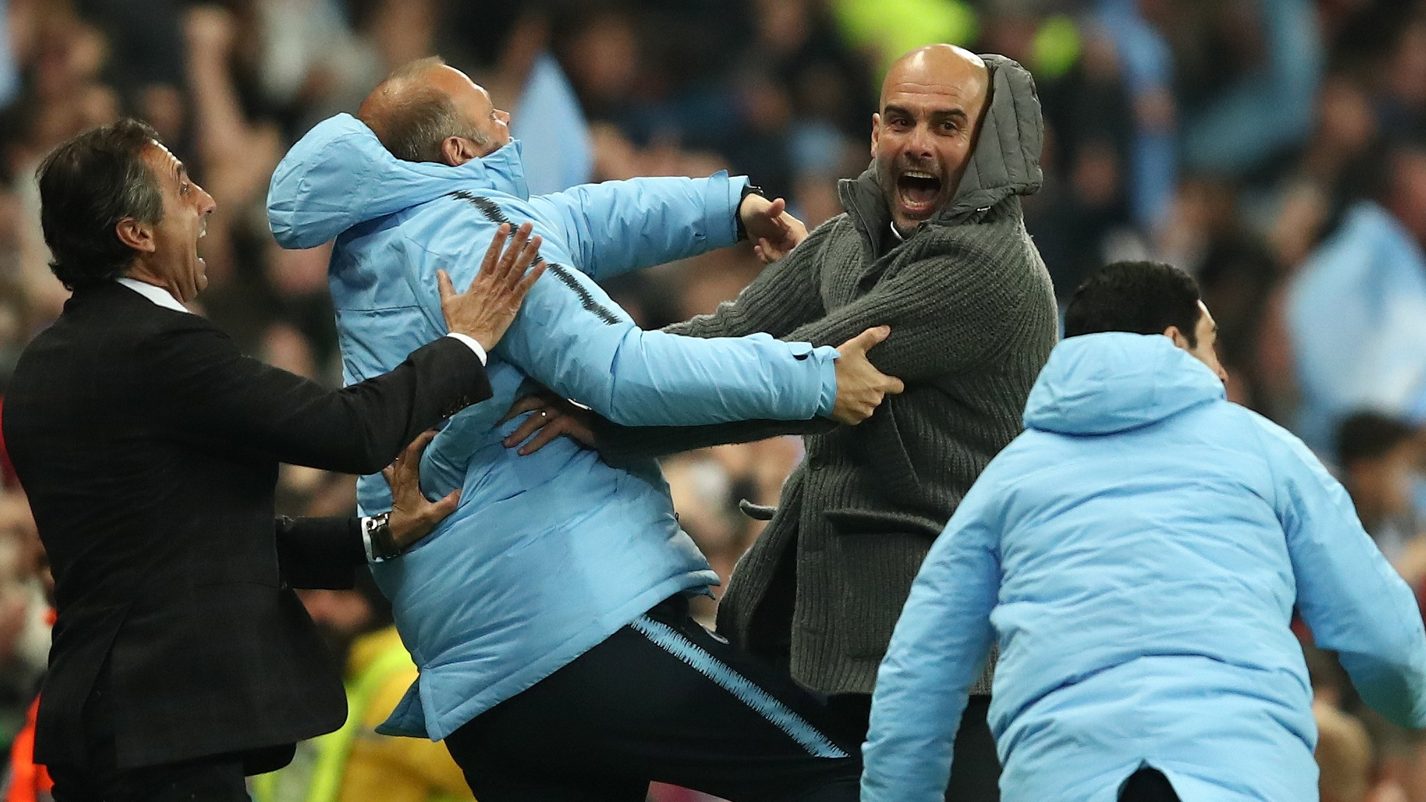 Champions League without VAR: Man City joy, despair for Man Utd & Spurs?