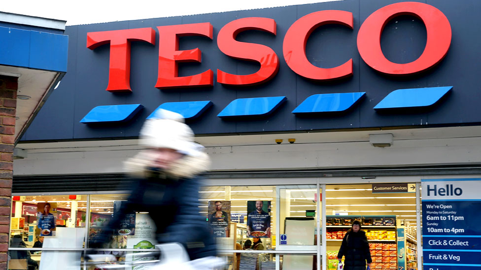 Tesco plans for mystery new-format stores