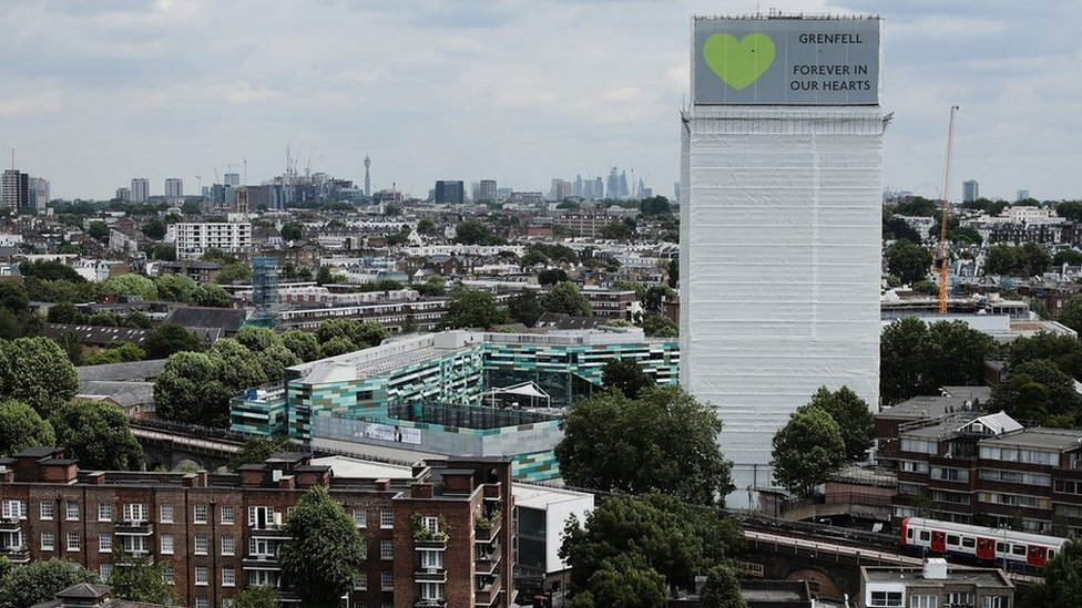 Grenfell Inquiry: residents given 'wrong' advice by 999 staff