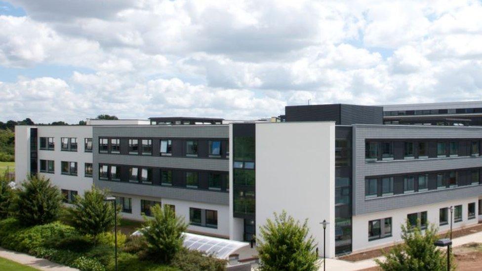 University of Warwick Zeeman Building centre of higher education, Mathematics & Statistics Institute