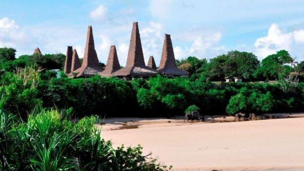 قرية في جزيرة سومبا