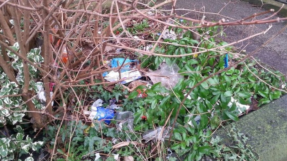 Liverpool litter firm Kingdom sacked by council