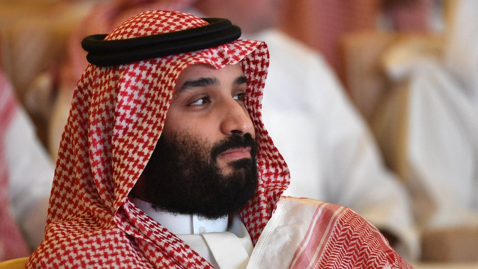 Mohammad bin Salman, príncipe heredero de Arabia Saudita