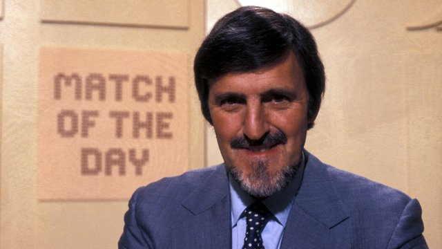 Former Match of the Day presenter Jimmy Hill