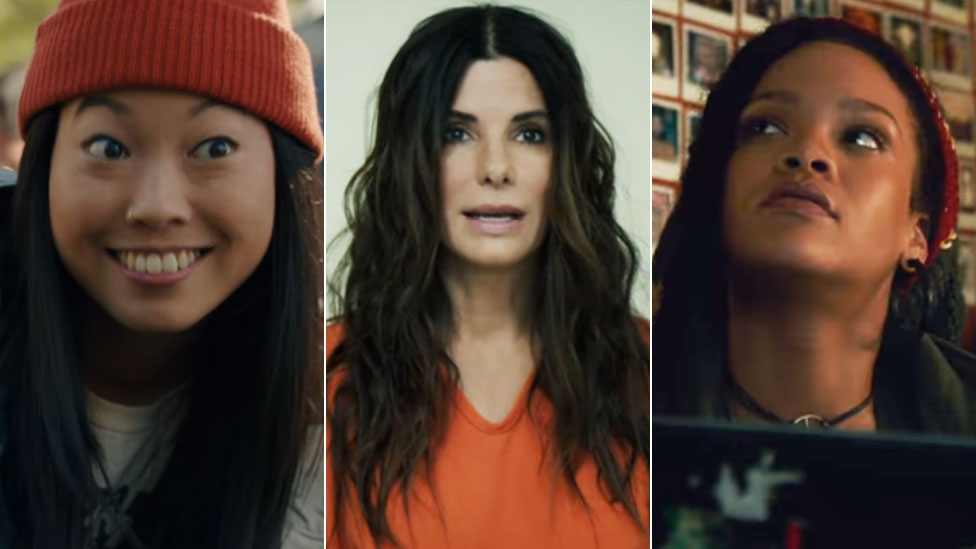 BBC News - 8 things we learned from the Ocean's 8 trailer