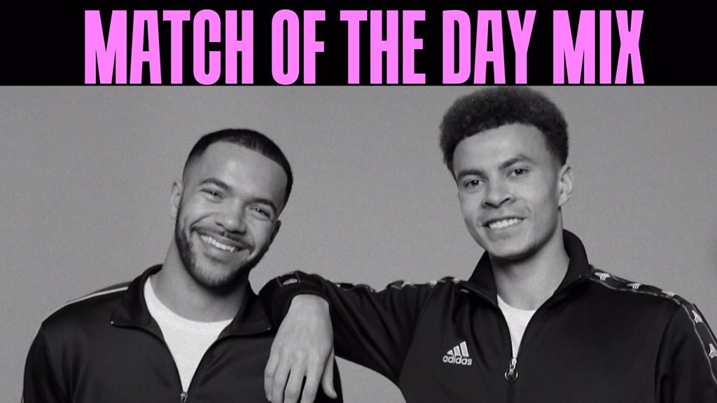 Match of the Day Mix: Dele Alli on the soundtrack to his life