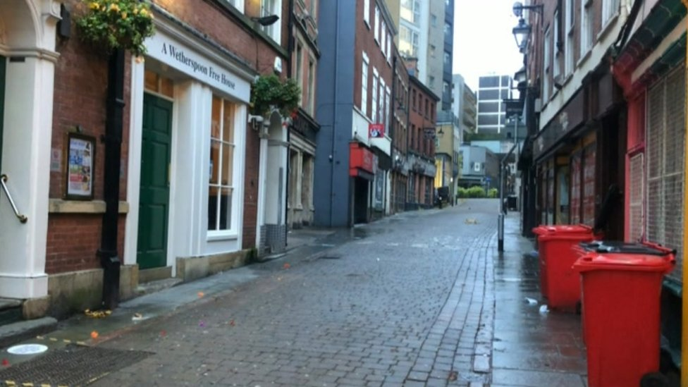 St James' Street