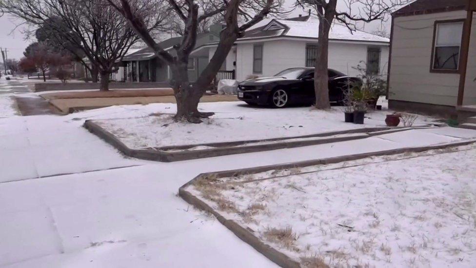 Odessa, Texas
