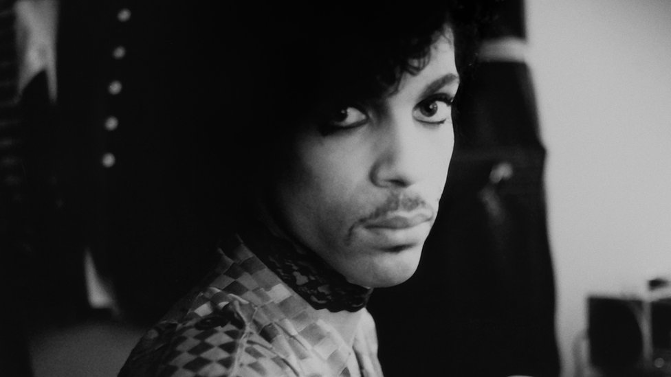 Prince in 1983
