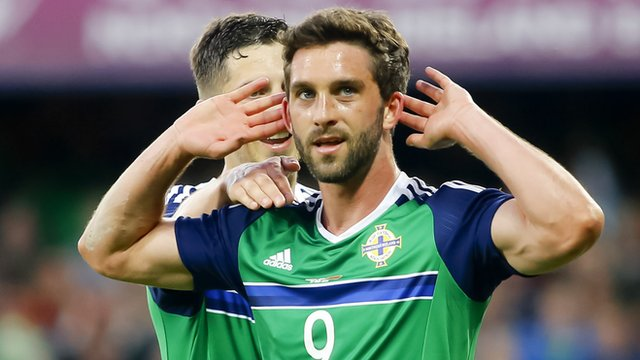 Will Grigg was on target after coming on as a substitute