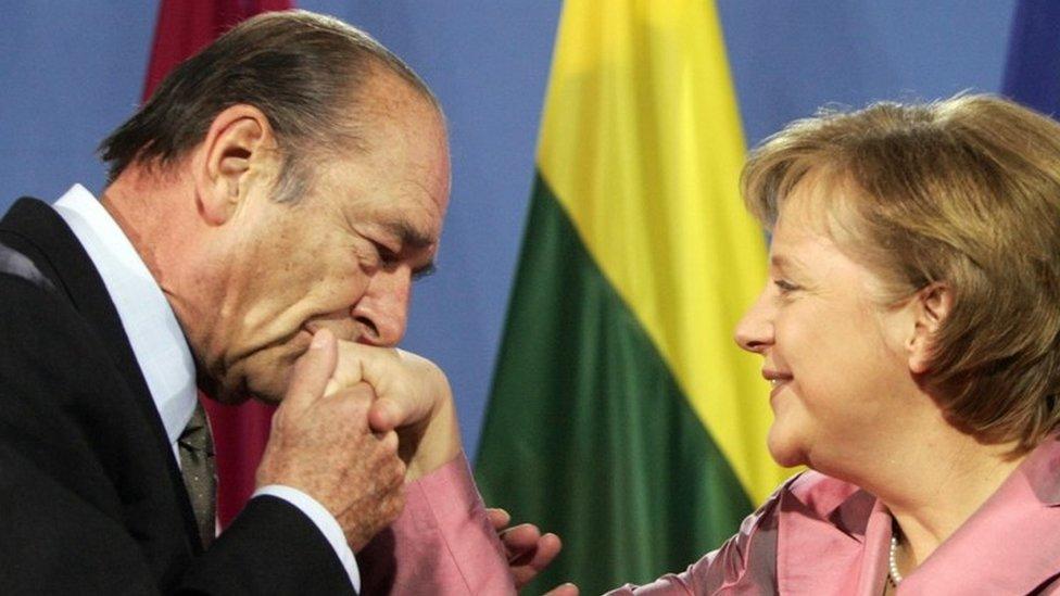 Širak i Merkel