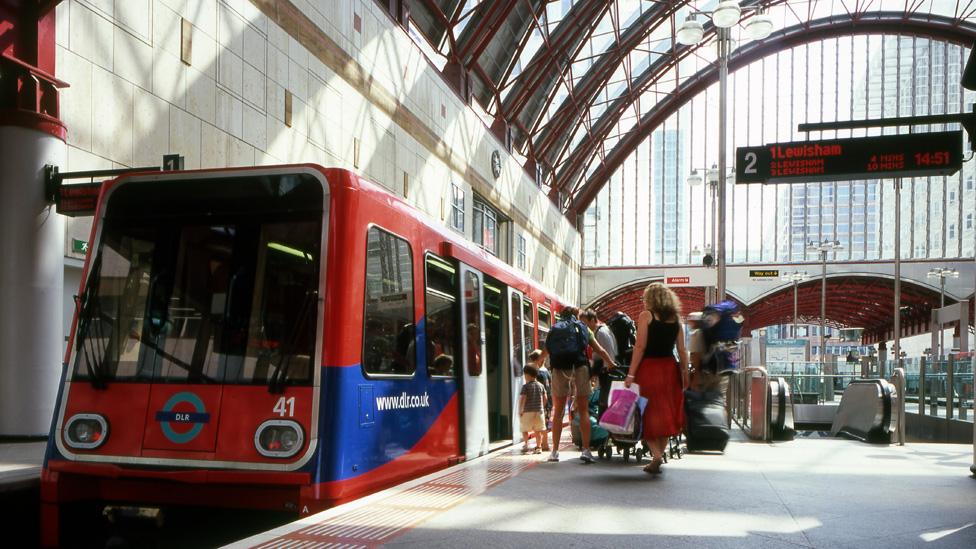 KeolisAmey already run the Docklands Light Railway in London