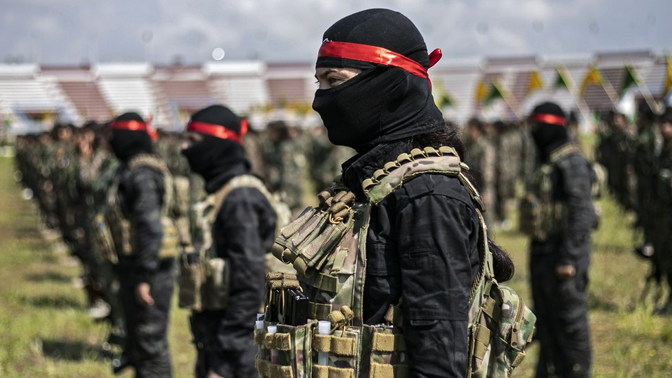 وحدات حماية الشعب