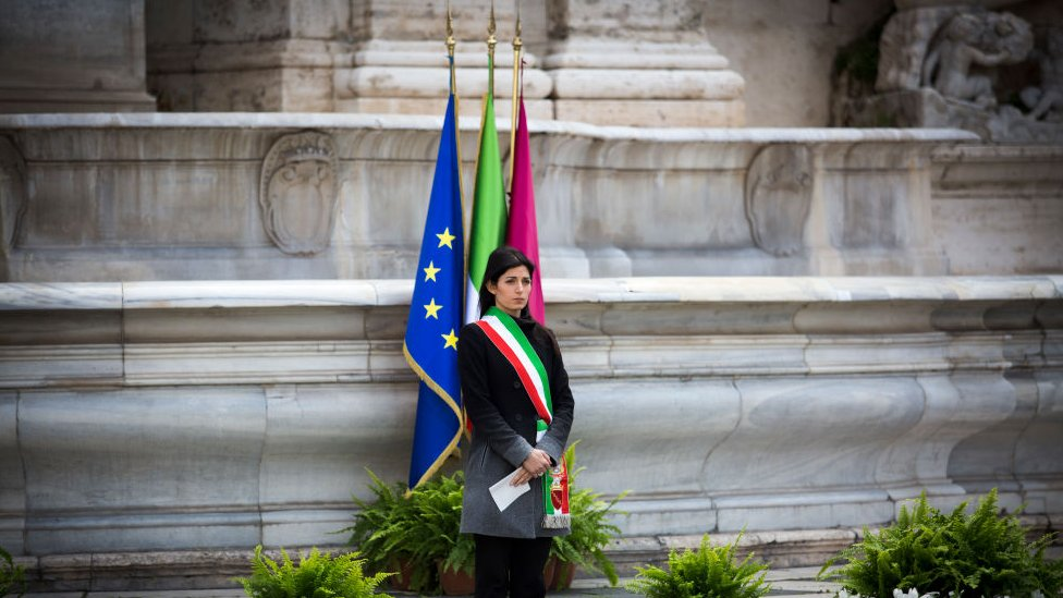Roma Belediye Başkanı