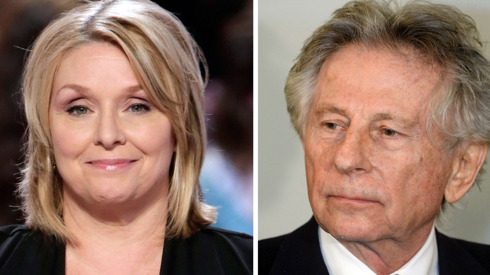 Samantha Geimer and Roman Polanski