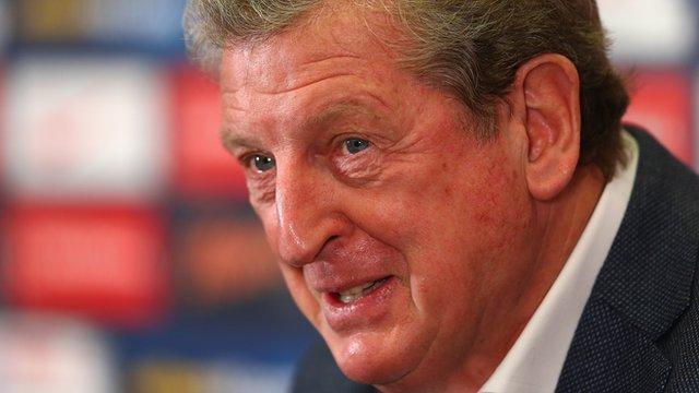 England manager Roy Hodgson says Jack Grealish made right decision
