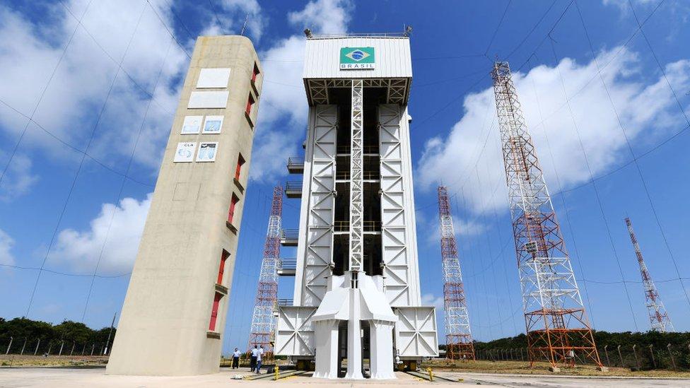 Trump y Bolsonaro pueden cerrar un acuerdo sobre el uso de la base de lanzamientos espaciales de Alcántara.