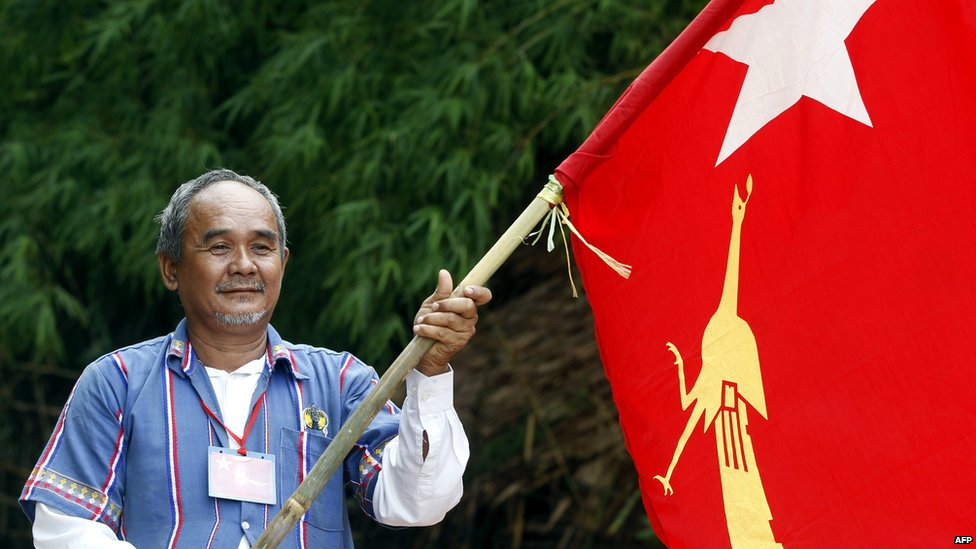 Myanmar's 2015 landmark elections explained - BBC News