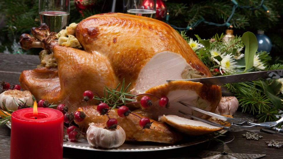 Christmas dinner back on menu in Powys after outcry