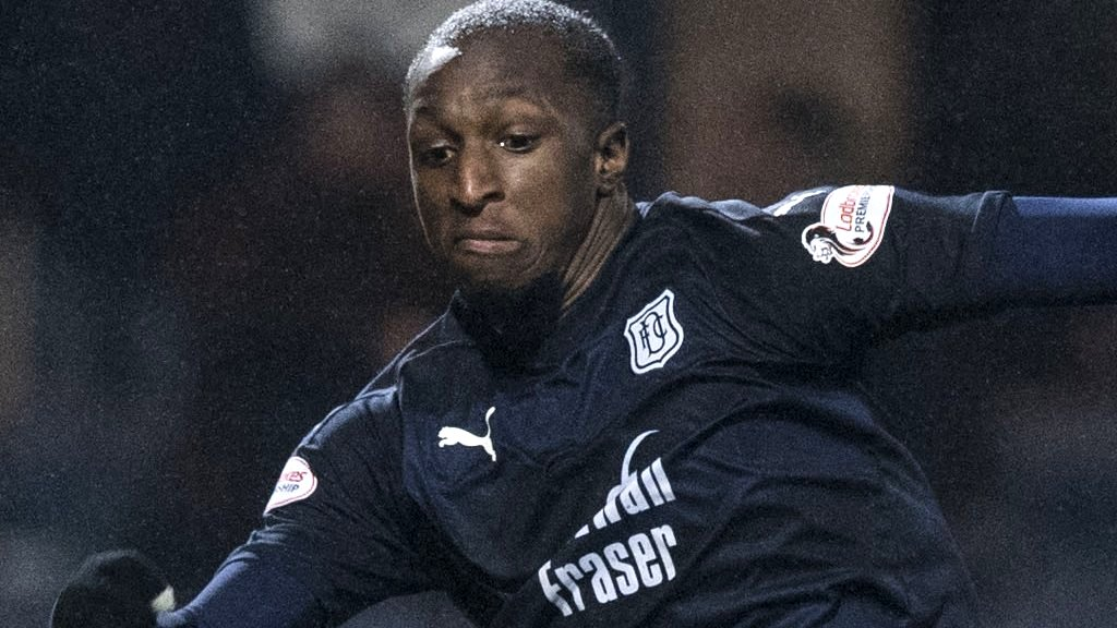 Dundee and Kamara keen for Ibrox switch in January
