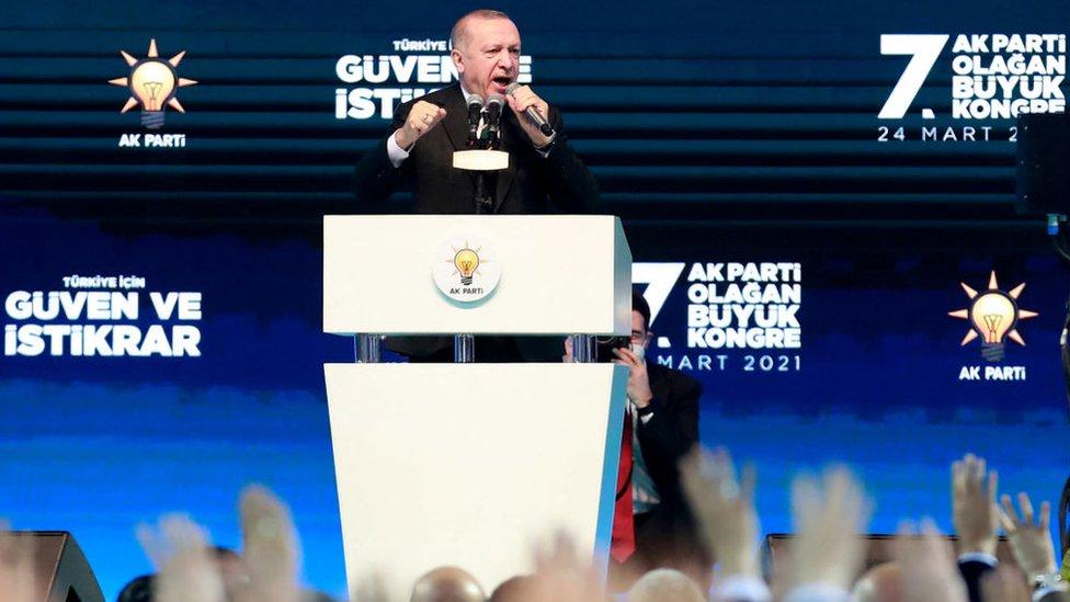 AKP'nin 7. Olağan Kongresi'nde MKYK'da 22 kişi liste dışı kaldı. MKYK'da 28 yeni isim var