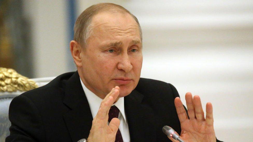Путін хоче спростити російське громадянство вже для всіх українців