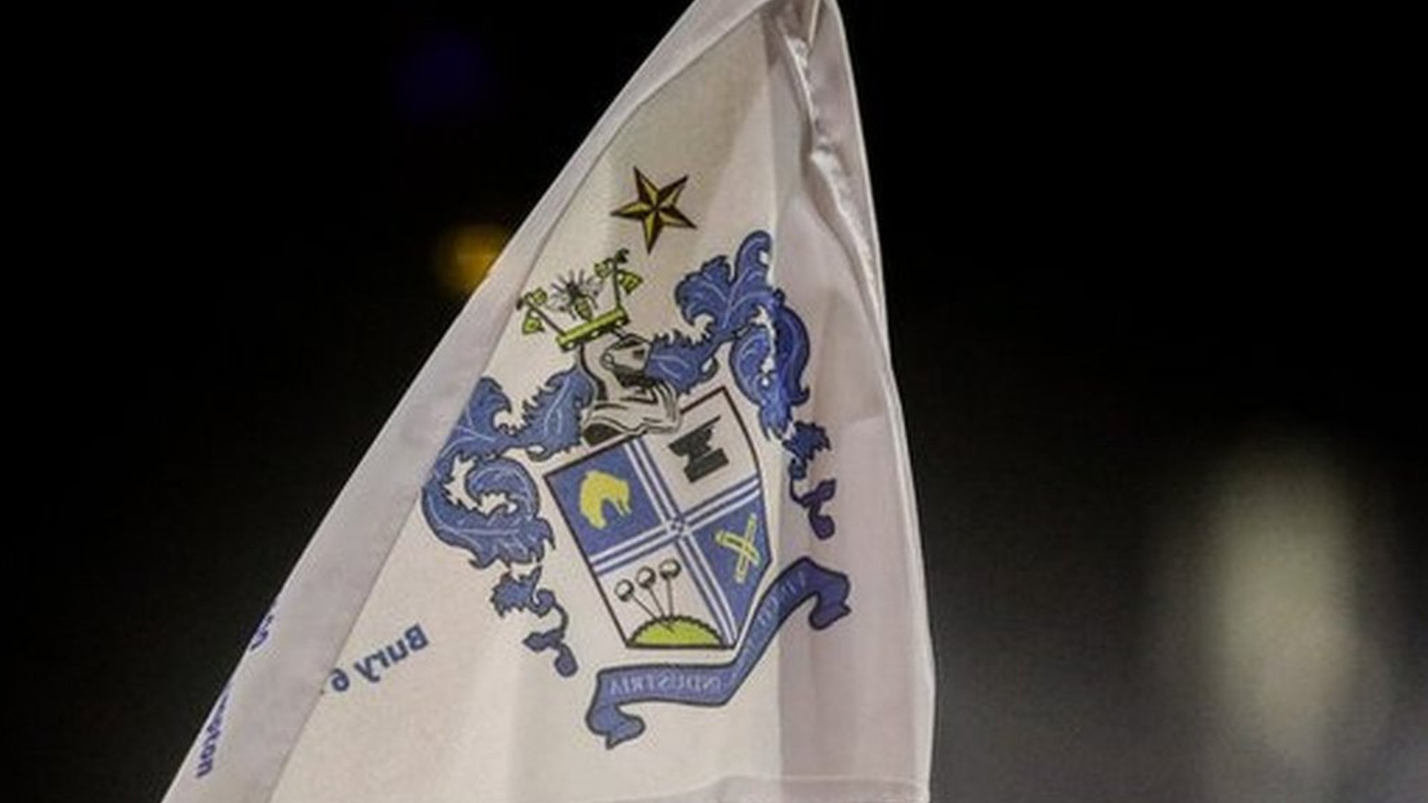 Bury chairman Steve Dale puts League Two club up for sale