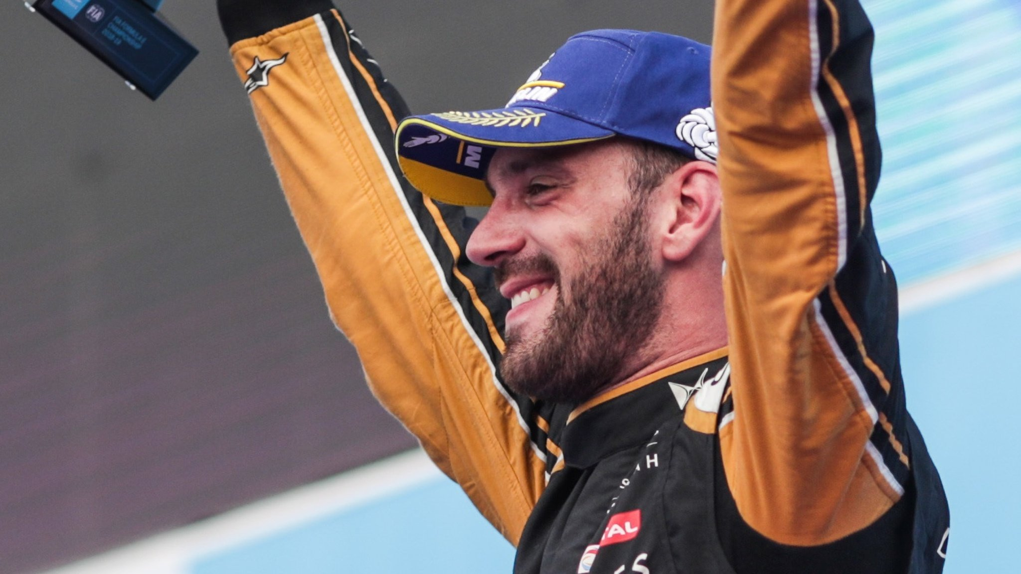 Formula E: Jean-Eric Vergne wins Sanya E-Prix as Antonio Felix da Costa goes top