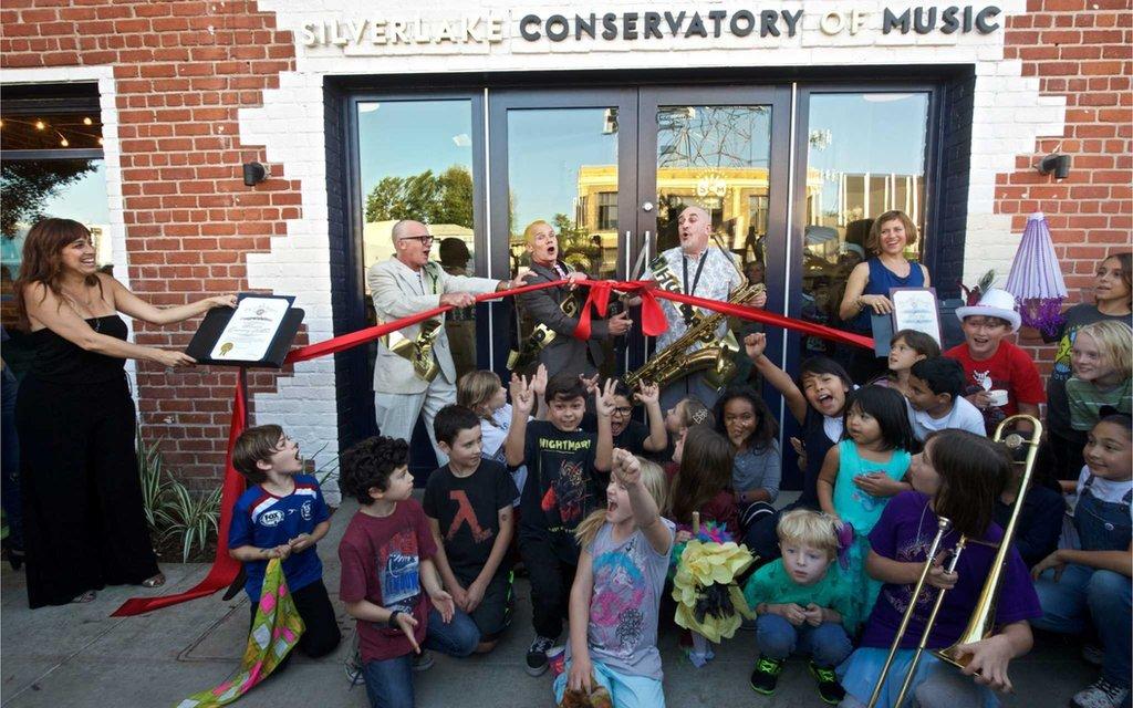 The Silverlake Conservatory