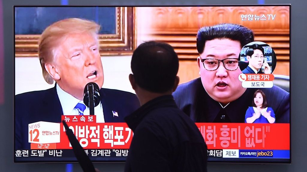 Trump: North Korea summit could still happen on 12 June