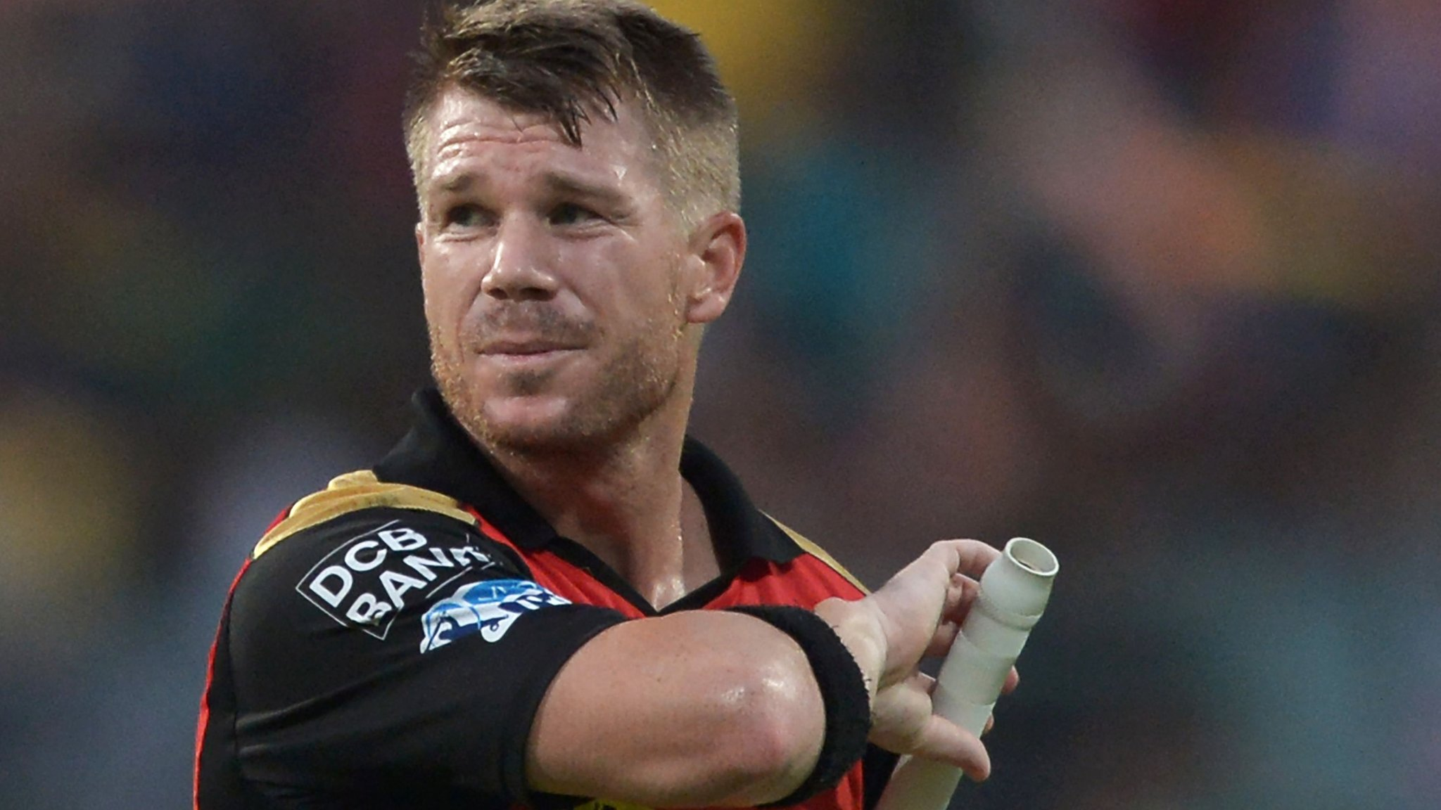 Australia's Warner scores 85 on IPL return