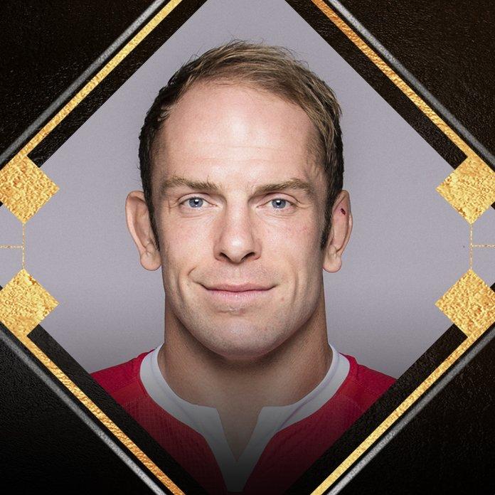 Sports Personality contender: Alun Wyn Jones