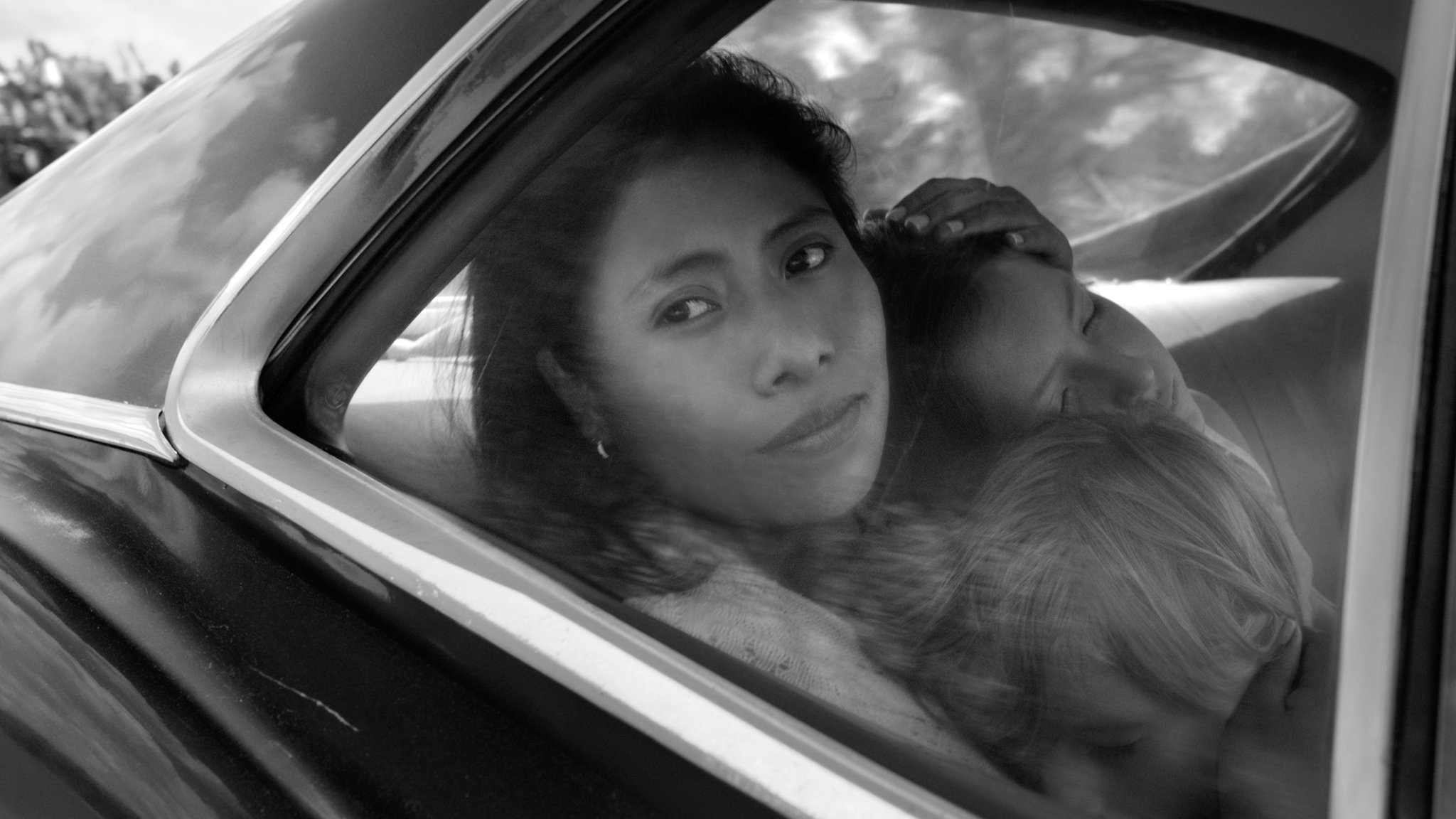 Roma: Netflix film showered with critics' awards as Oscars race heats up