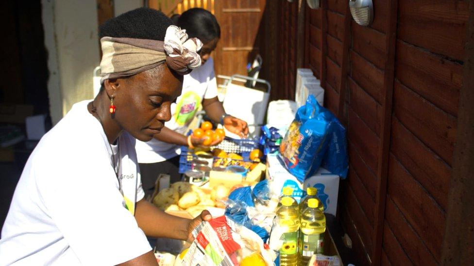 African Food Pantry