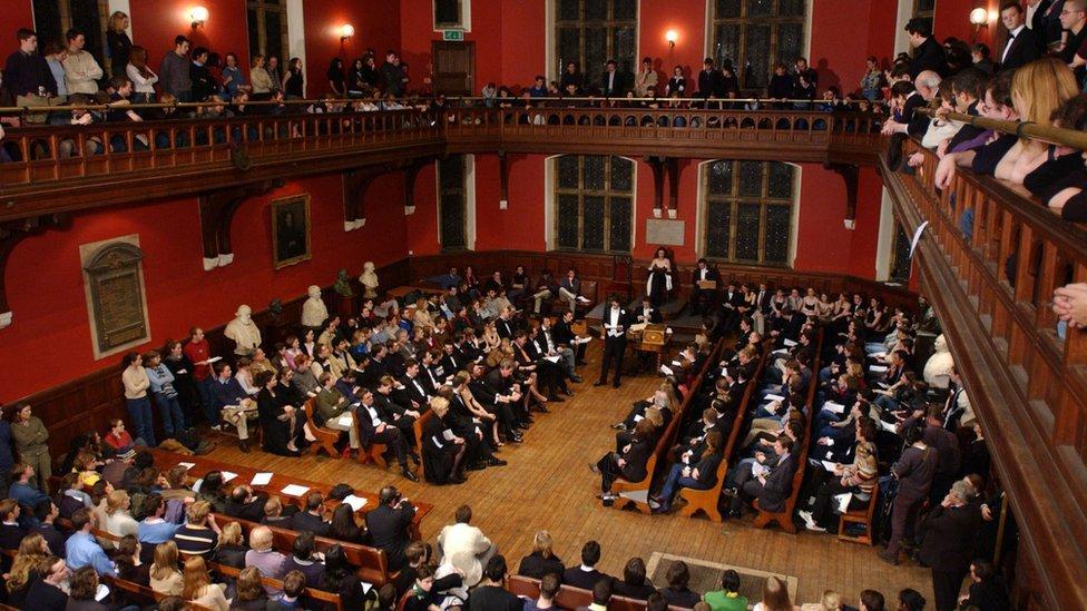 The Oxford Union