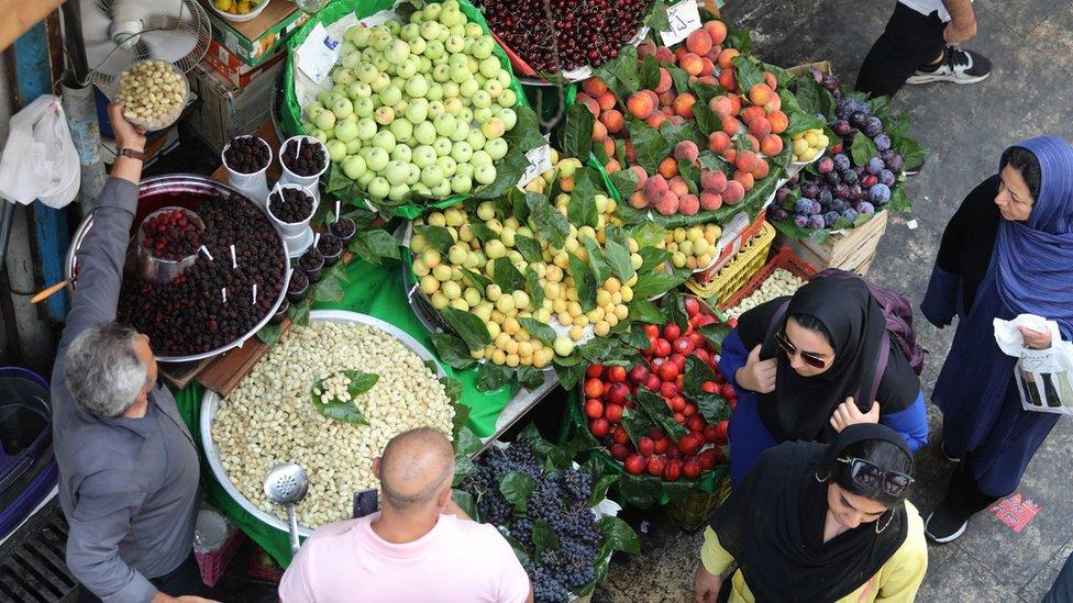 الاقتصاد الإيراني تأثر كثيرا بالعقوبات