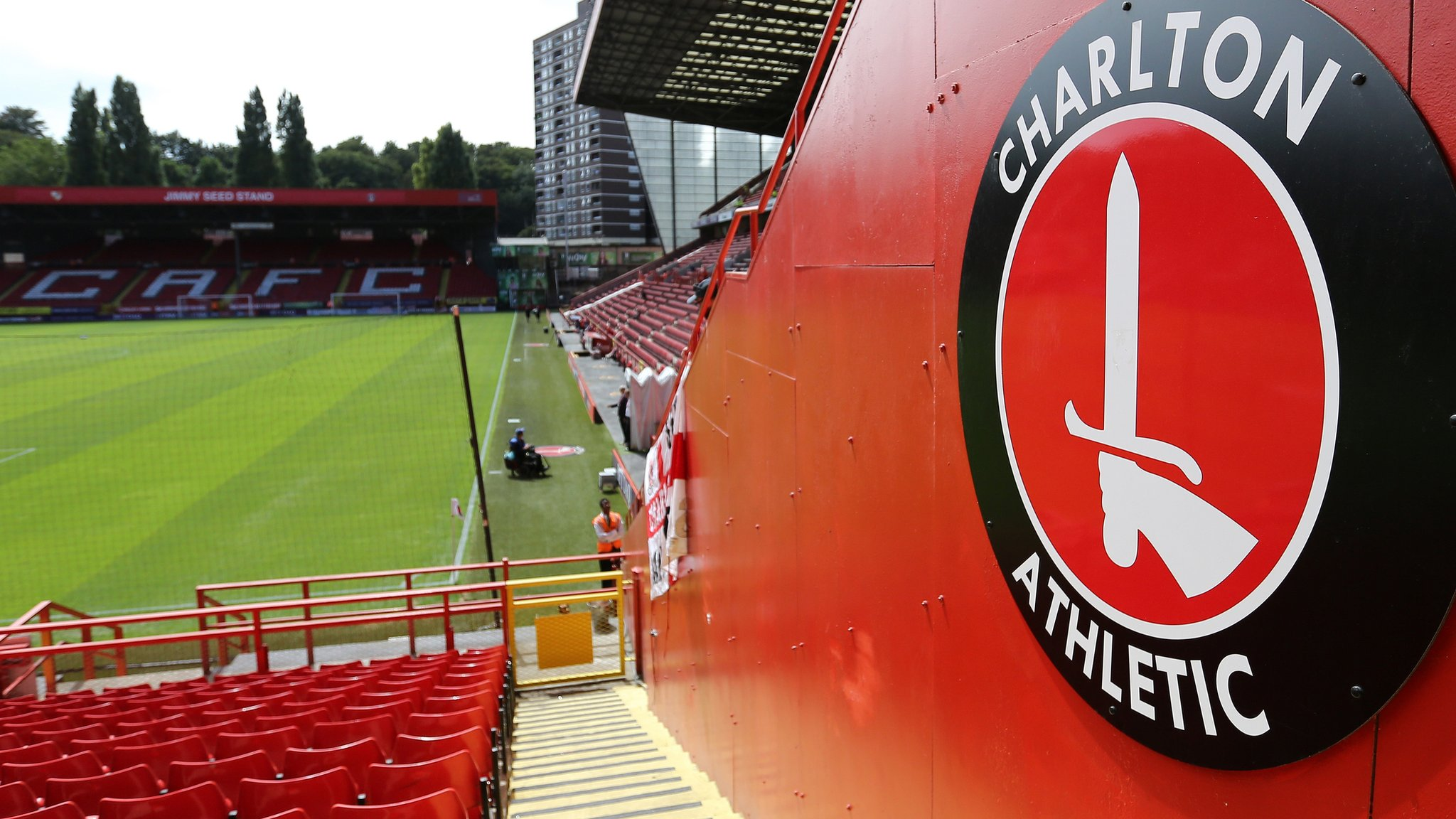 Charlton Athletic: Bonus row with employees said to be 'blow' to sale of League One club