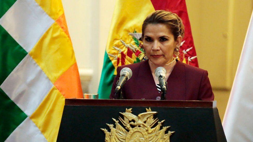 Jeanine Áñez