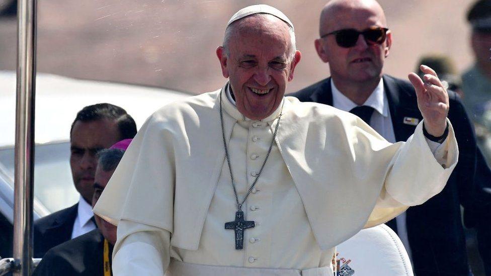Visita del Papa a Chile