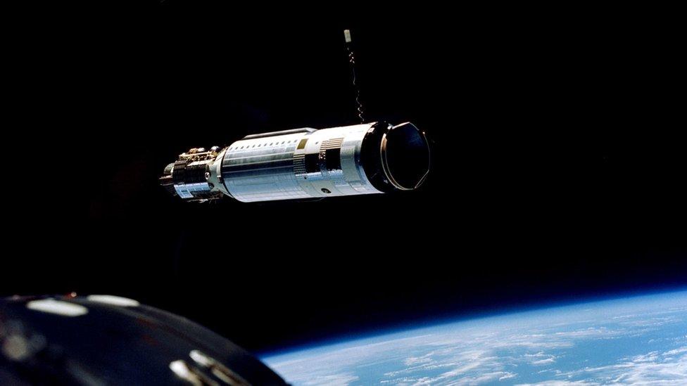 Misión Gemini VIII
