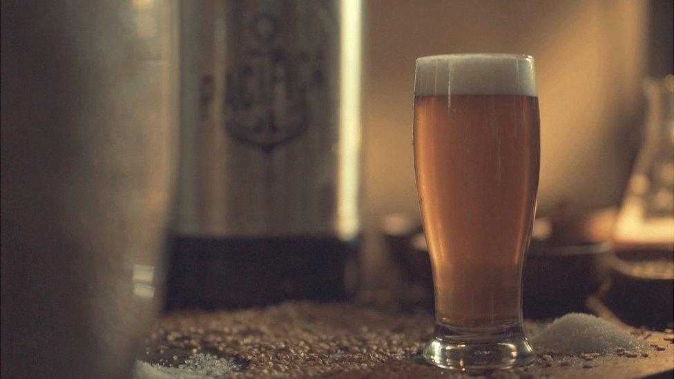 Cerveza Pacifica
